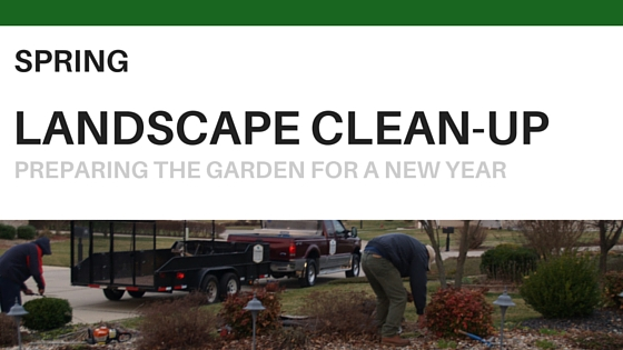 Spring Landscape Clean-Up