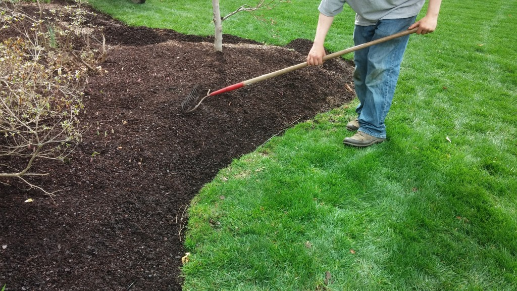 When done properly, mulching can enhance your garden or landscape while cutting down on maintenance.